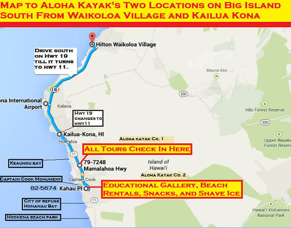 Ocean Kayak For Sale >> Kealakekua Bay New Snorkel Rental shop and Historical gallery