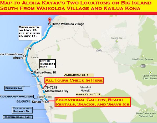 Kealakekua Bay New Snorkel Rental Shop And Historical Gallery